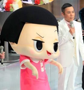 チコちゃんと岡村隆史