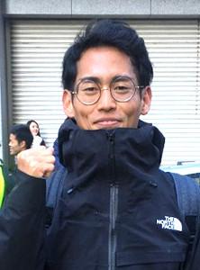 2011年大会の国学院大の10区を務め、コースを間違えた寺田夏生