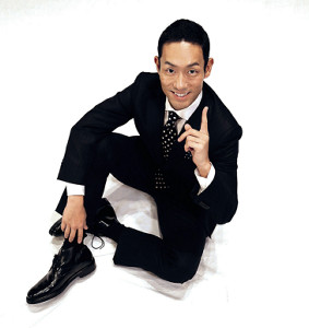 「いだてん~東京オリムピック噺~」で金栗四三役を演じる中村勘九郎(カメラ・関口 俊明)