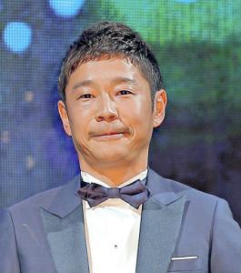 株式会社「ZOZO」代表取締役社長・前澤友作氏