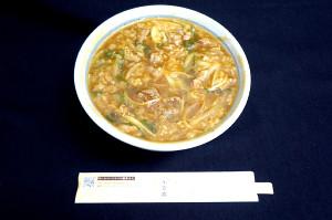 藤井聡太七段が昼食に選んだ黒毛和牛のカレーうどん