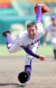 金足農・吉田輝星は今夏、秋田県大会から1人で投げ抜いたが甲子園決勝で力尽きて途中降板