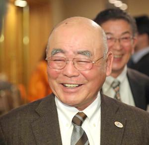 元PL学園野球部監督の中村順司氏がOB会に出席