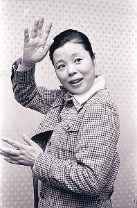 1978年、42歳の市原悦子さん