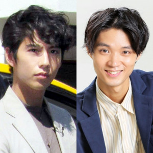 賀来賢人(左)と磯村勇斗