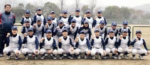 新チームで始動した関西女子チーム