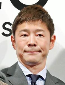 「ZOZO」前澤友作社長