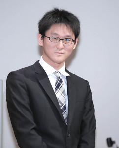 井出隼平四段