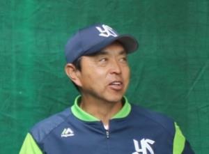 ヤクルト・小川淳司監督