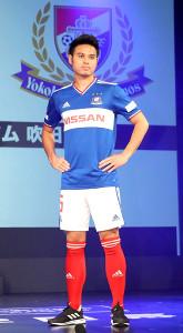 横浜Mに新加入するティーラトン