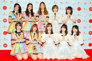 2018年紅白歌合戦リハーサルに出演したAKB48