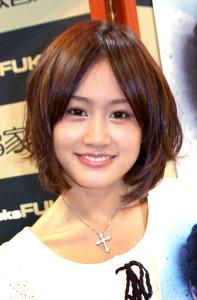 2009年の前田敦子