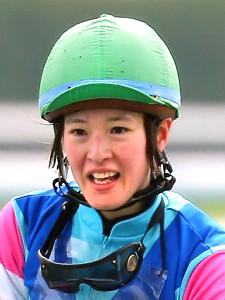 高松宮記念でスノードラゴンに騎乗することが決まった藤田菜七子
