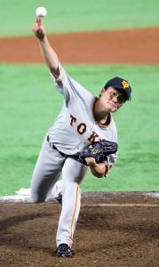 関学大準硬式野球部出身の巨人・坂本工