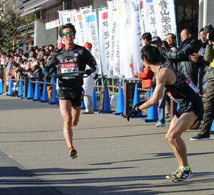 上武大6区・鴨川源太(左)