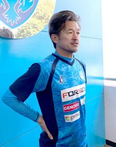 現役引退したイチローについて語る横浜CのFW三浦