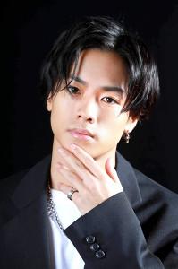 16人組ダンス&ボーカルグループ「THE RAMPAGE」のボーカル・川村壱馬が本紙インタビューに応じる(カメラ・頓所美代子)