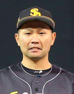 ソフトバンク・中村晃外野手