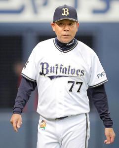 オリックス・西村監督