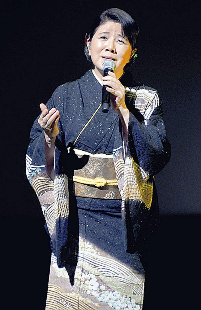 年内をもって引退することを発表した森昌子