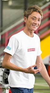 昨年はグランプリを制してボート界の頂点に立った峰竜太