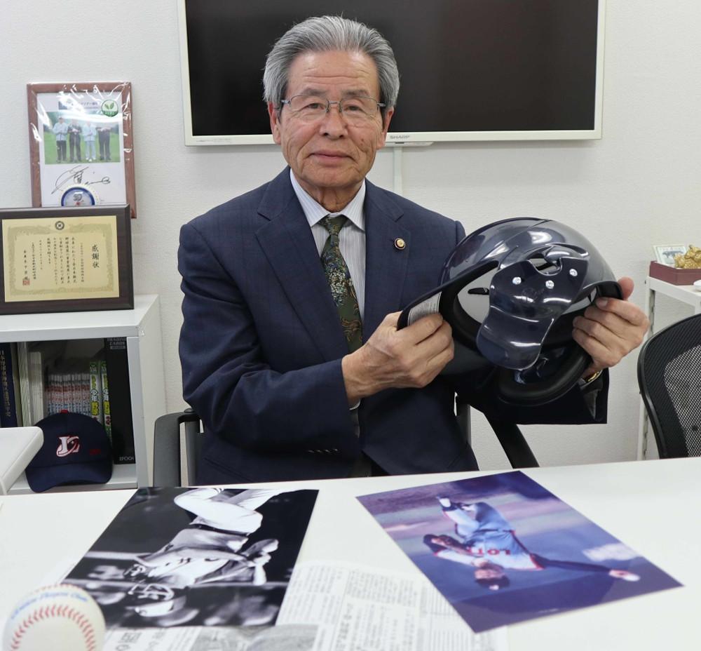 近鉄・マニエルの死球について語った八木沢荘六さん