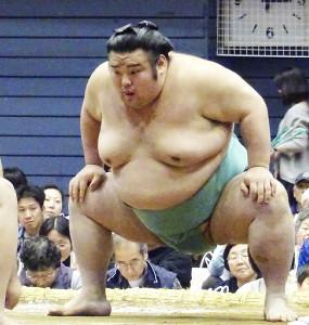 大相撲春巡業、藤沢場所で力士トーナメントに臨む貴景勝