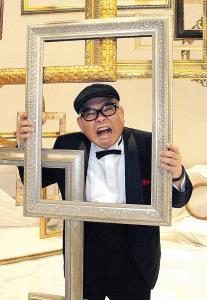 桂吉弥とのW主演コメディーに挑む兵動大樹