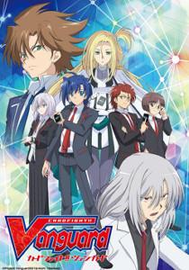 「カードファイト!! ヴァンガード2019」キービジュアル(C)Project Vanguard2019/Aichi Television