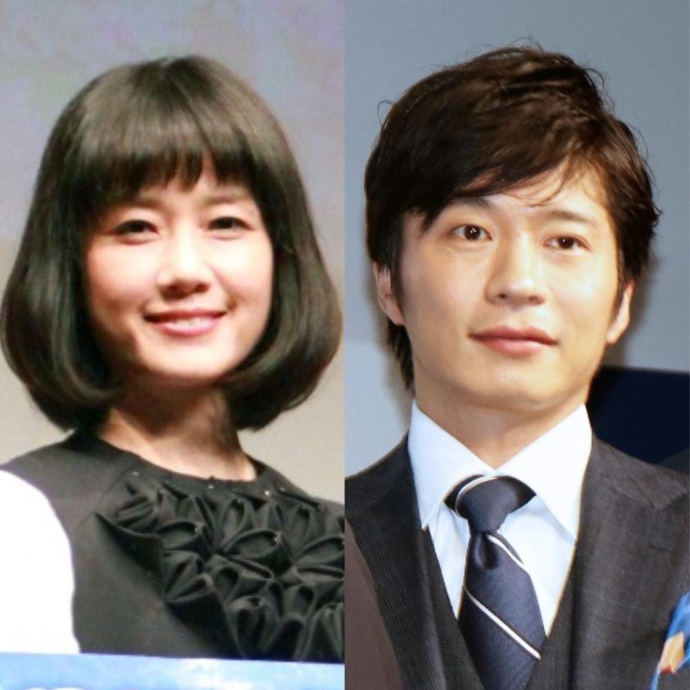 日本テレビ系ドラマ「あなたの番です」主演の原田知世と田中圭
