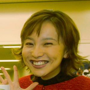アナウンサー時代の村上祐子記者(2003年撮影)