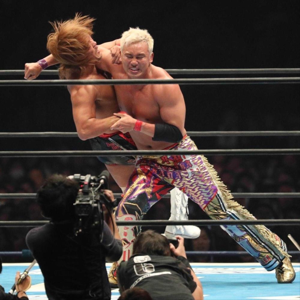 米マット界も熱視線を送る新日本プロレス最大のスター「レインメーカー」ことオカダ・カズチカ
