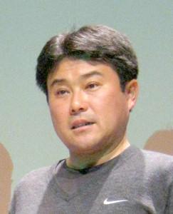 渡辺康幸氏