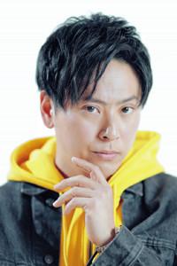 インタビューに応じた「三代目J SOUL BROTHERS」の山下健二郎