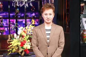 新番組「新・日本男児と中居」の初回収録に臨んだ中居正広