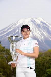 優勝したキム・チャンミ