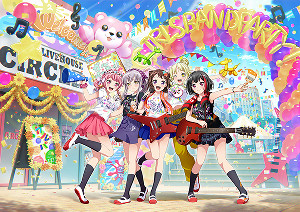(C)BanG Dream! Project (C)Craft Egg Inc.(C)bushiroad All Rights Reserved.