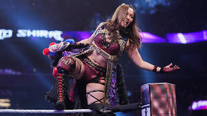 紫雷イオ(C)2019 WWE, Inc. All Rights Reserved.