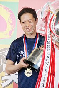 昨年のオールスターで約7年半ぶりにSG優勝した中島孝平