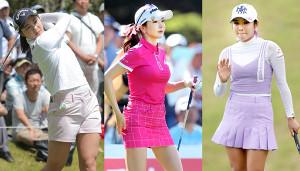 左から 三浦桃香、アン・シネ、イ・ボミ