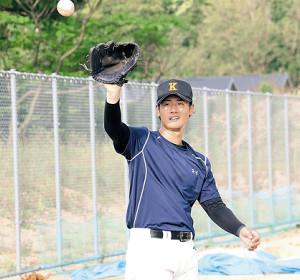 国立大・金沢大から初のプロ野球選手を目指す北南