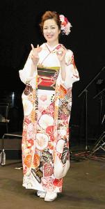 「20周年記念コンサート 飛翔・第二章〜あなたに贈る愛の歌〜」を行った瀬口侑希