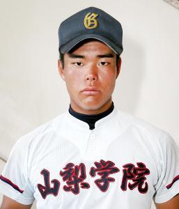 山学大のプロ注目強打者・野村健太