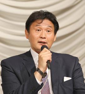 一般社団法人「貴乃花道場」設立について記者会見した花田光司氏