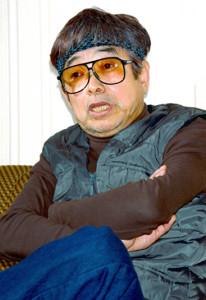 立川談志(2004年撮影)