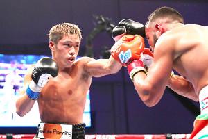 昨年7月にディアスを下し米国での世界王座奪取に成功した伊藤雅雪。再び米国で勝てるか