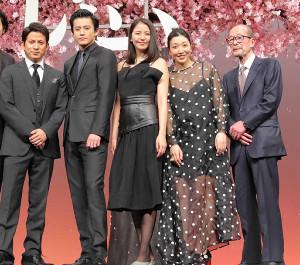 長澤まさみ、映画「追憶」の降旗康男監督を追悼「映画とは何か