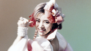 au「三太郎シリーズ」に指姫で出演する池田エライザ