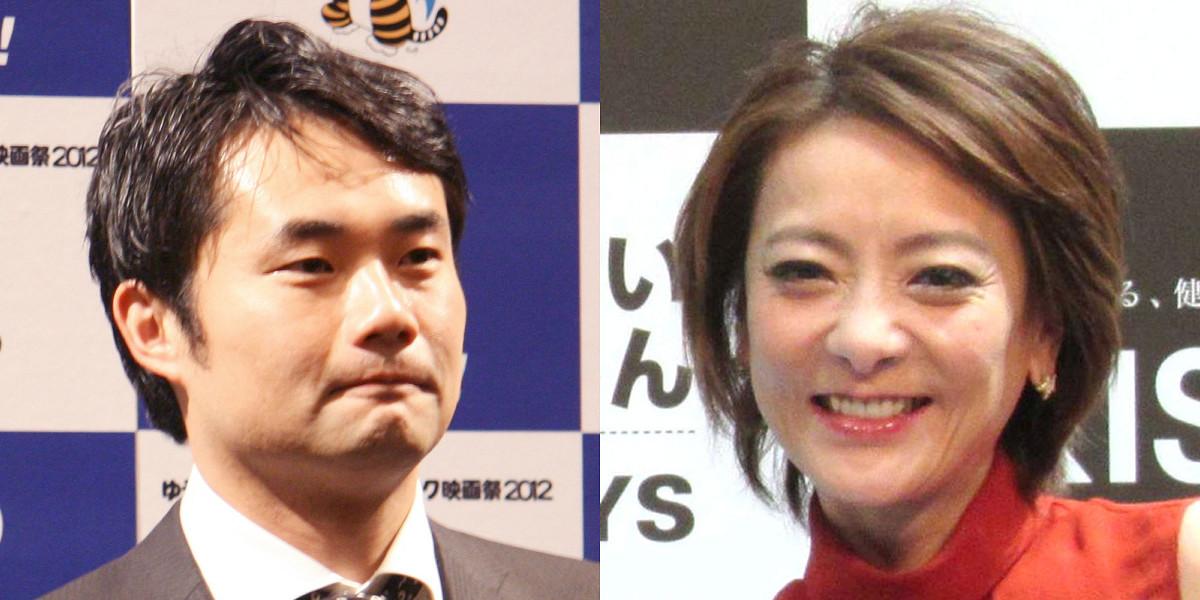 杉村太蔵(左)と西川史子