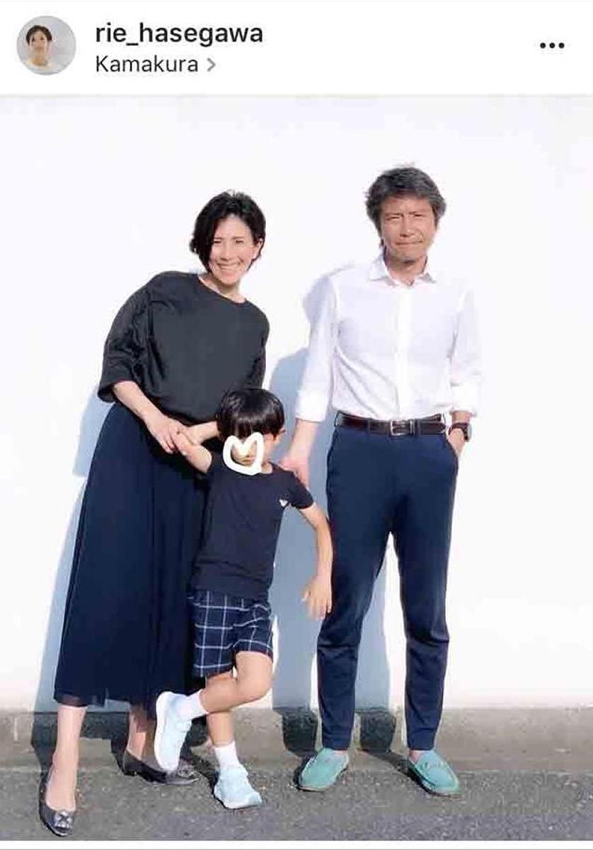長谷川理恵インスタ